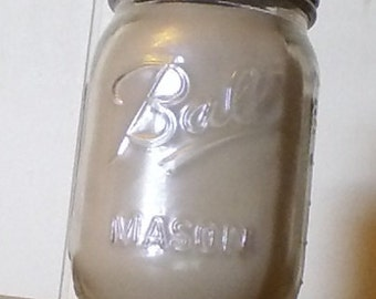 Hand Poured Soy Jar Candle Pint