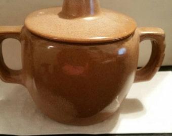 Frankoma Sugar Bowl