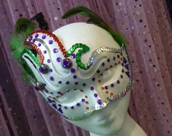Mardi Gras 2 Masquerade Mask