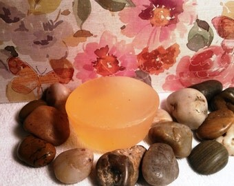 Honey, Cornmeal and Glycerin Extra Gentle Facial Soap