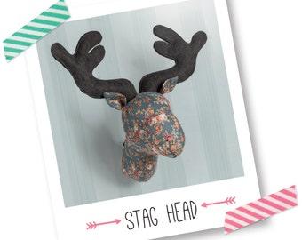 Make a Stag Head Kit
