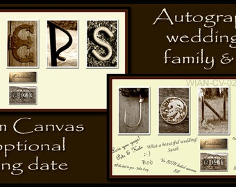 Letter Art Alphabet Art Wedding Gift Photo Letter Art Custom Letter Art Letter Photography Alphabet Photos Personalized Gift Home Décor