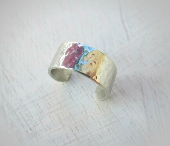 adjustable toe ring jewelry silver toe ring
