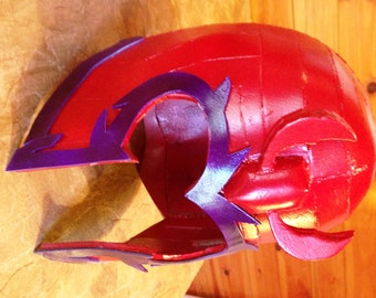 Classic Magneto Costume Helmet