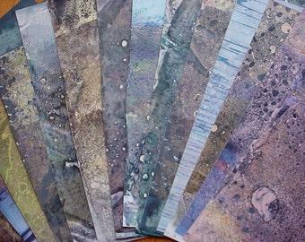 Mixed Media CitraSolv National Geographic Collage Art Supply Ephemera