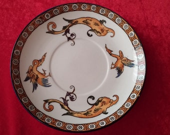 elliptical dish a mug