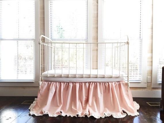 Ruffled Crib Skirt 94