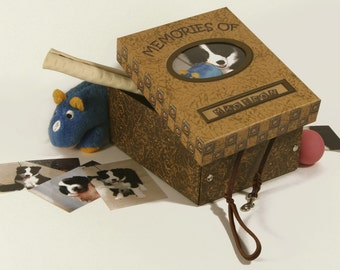Memory Box for Pets