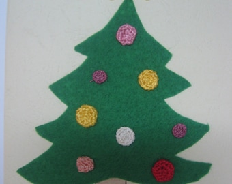 Christmas tree card! EGST