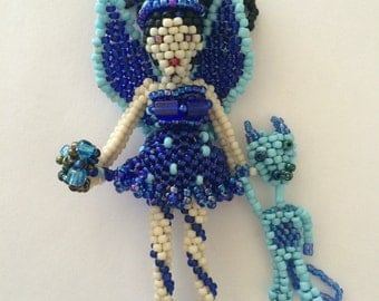 Beaded Doll - Melissa
