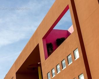 "Rhonda Dubin Photo, ""Pink"" San Francisco Mission District, 13x19"""