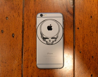 iPhone 6 vinyl sticker- Steal Your Face