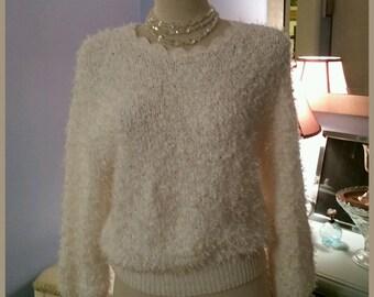 Snow White's Vintage Sweater
