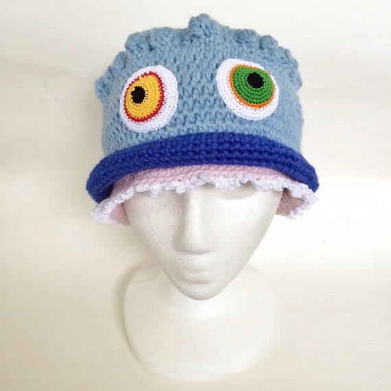 Monster Hat with Teeth for Teens and Adults - DISCONTINUED