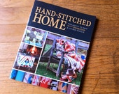 Signed Copy of Hand-Stitched Home by Susan Beal + Pendleton wool fabric kit