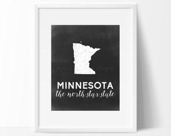 Minnesota Printable