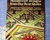 Book- Needlecrafting from our Favorite Quilts