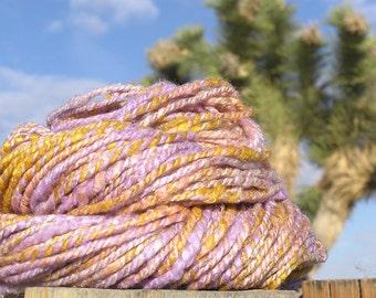 Hand Spun Yarn - Silk - Majesty