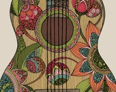 The guitar