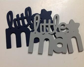Little man phrase custom order your color