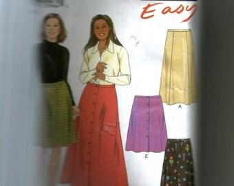 New Look  Women's Skirt Pattern 6706