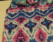 Stretch Jersey Knit 1  Yard Tie Dye Inspired Print