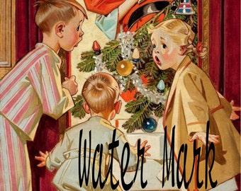 Santa*I saw momma kissing Santa Claus*Quilt art fabric block*Crazy quilt*Quilt*Art*Altered art*Frame*Pillows*Sachets*Door dazzler
