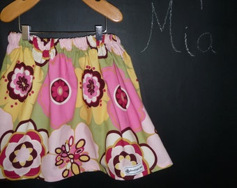 BUY 2 get 1 FREE - Skirt - Alexander Henry - Kleo - Pick the size Newborn up to 14 Years by Boutique Mia