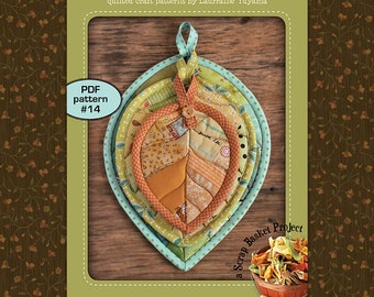Leaf Potholder