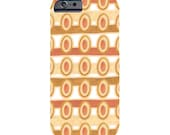 Gold, Geometric iPhone 6 Case, Artist, iPhone4 Case, circles, Funky, Abstract, Art, iPhone5 cases, by Ingrid, iPhone 5S case, iphone 5 case