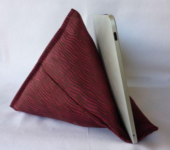 Ipad Animal Pillow : iPad / Kindle Lap Pillow Stand: Pink Animal Print