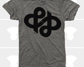 Typography Shirt Ampersand, & Ampersand Infinity Men Shirt, Gifts for Him, Typography Shirt, Hipster Men, Gift for Men, Gift for Husband
