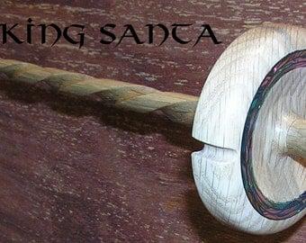 Viking Santa Drop Spindle LG ( EDS.0704)