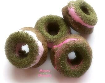 Laineys Valentine Meow Donuts Gourmet Cat Treats