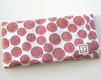 Heating Pad (Microwavable) // Buckwheat and Rice Heating Pad // Cold Pack // Heat Pack // Removable Cover
