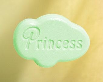 Princess Glycerin Soap, Green