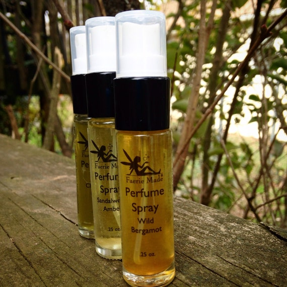 Faerie Made Natural Perfumes (3 for 45)  Vegan