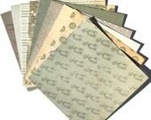 Portobello Road B - 6x6 MME Lost & Found Paper Pack