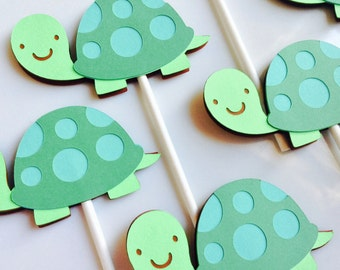 Turtle Toppers (Set of 12)