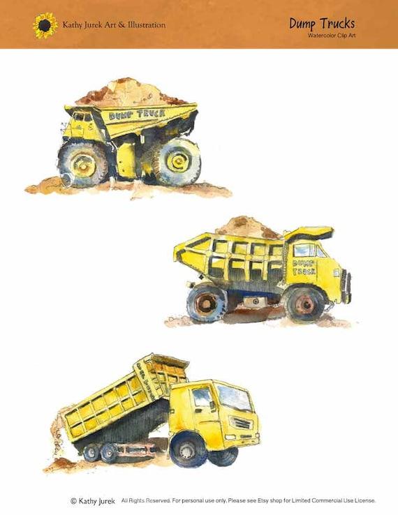 yellow truck clipart - photo #47
