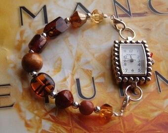 Keep on Dreamin Interchangeable Bracelet Watch Band