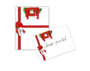 Clara  Letter Paper, and invitationsJPEG file instant download