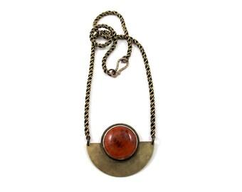 SALE // Canyon Arc Necklace No1 // OOAK