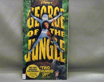 George of the Jungle Notebook - Spiral Bound