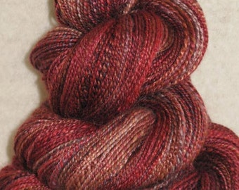 Handspun Yarn - Merino, Yak and Silk