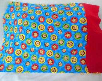 Curious George Pillowcase