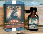 SALTY DOG Mens Soap and Cologne Set