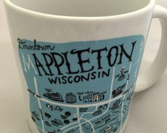 Mappleton mug