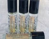 Tahitian Vanilla Perfume