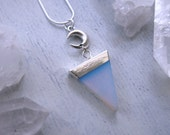 Shapeshifter Necklace in Opalite